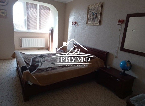 3-комнатная квартира на пр. 200 лет с автономкой!