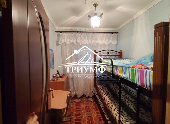 3-комнатная квартира в центре по улице Железнодорожной