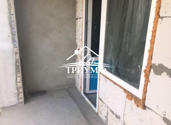 2-комнатная квартира в новострое в районе ХБК!