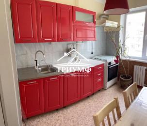 Сдается в аренду 3-х комнатная квартира с ремонтом на ХБК!