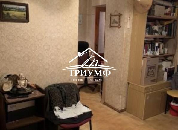 3-комнатная квартира в районе ХБК