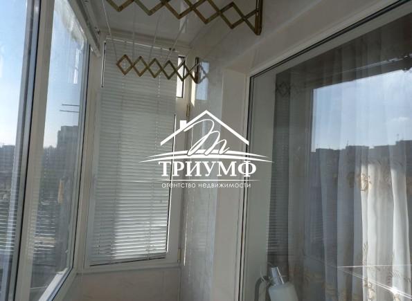 2-комнатная квартира с шикарным видом из окон на Днепр в районе ХБК!