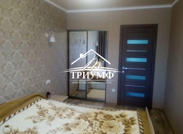 3-комнатная квартира с ремонтом в районе ХБК