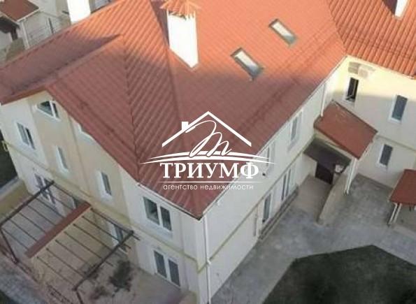 Новая квартира 92 кв.м. с участком в коттеджном городке