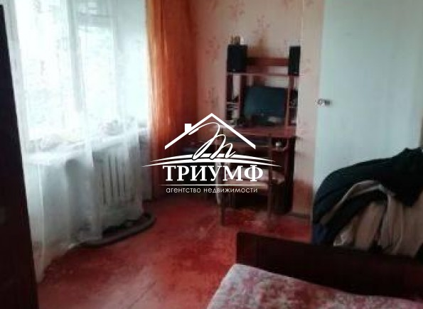 2-комнатная квартира в кирпичном доме по улице Черноморская!