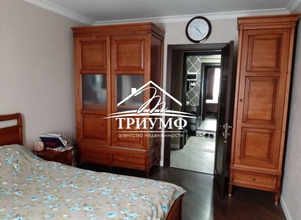 3-комнатная квартира на Жилпоселке