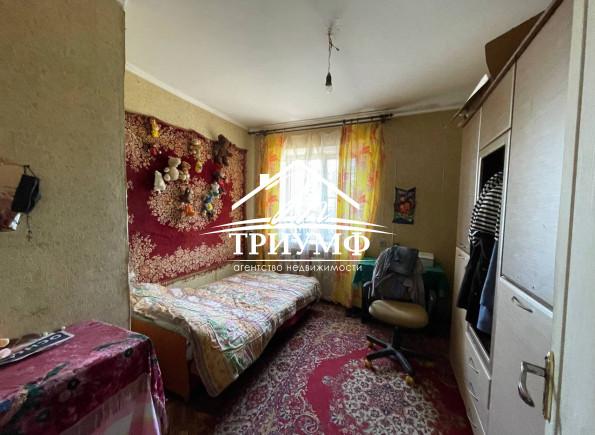 3-комнатная квартира с участком под пристройку в районе Восточный!