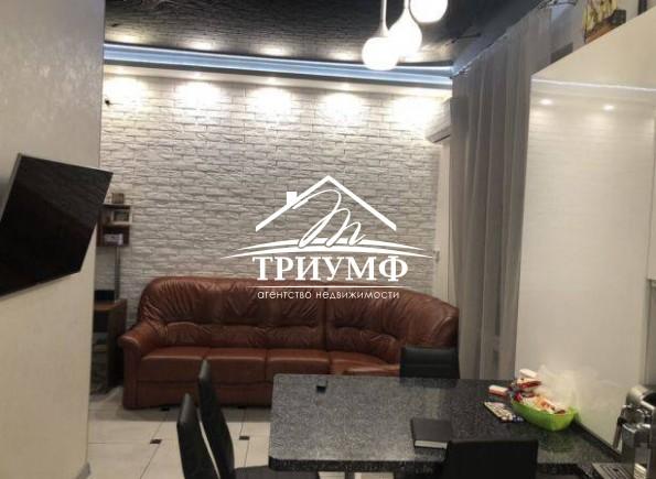 Шикарная 3-комнатная квартира с автономкой  в районе ХБК