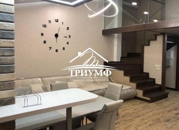 2-комнатная квартира в новом доме по улице Горького!