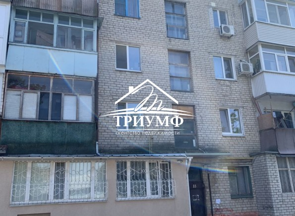 Двухкомнатная квартира-студия с ремонтом в самом центре города!