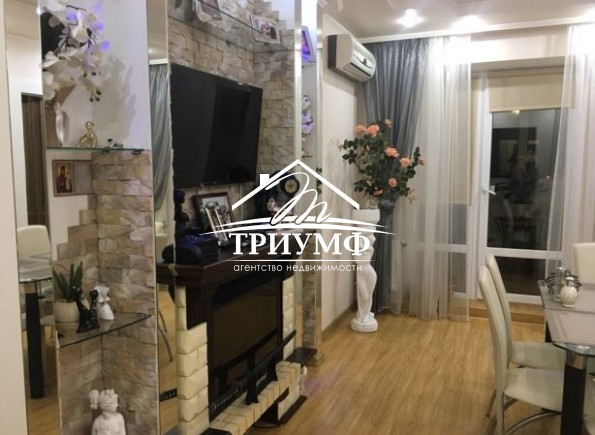 Шикарная 4-комнатная квартира с автономкой в районе Жилпоселка.