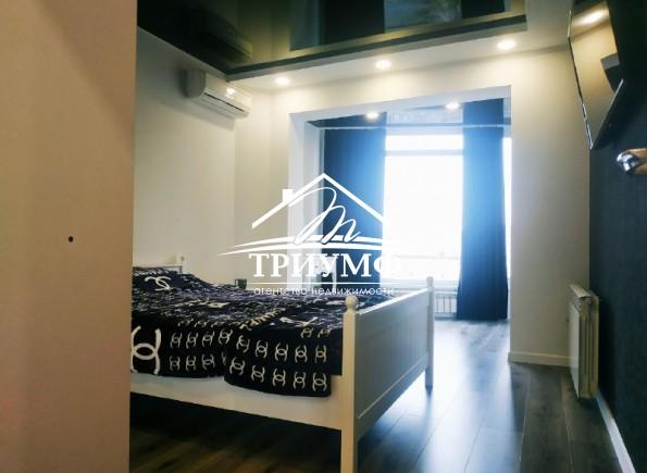 Современная и светлая 3-комнатная квартира по улице 49-й Гвардейской Дивизии!