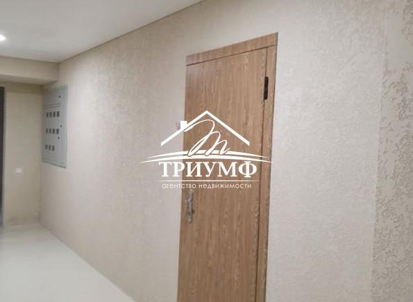 1-комнатная квартира в Новострое с капитальным ремонтом