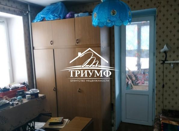 3-комнатная квартира на 3-м этаже по улице Черноморская!