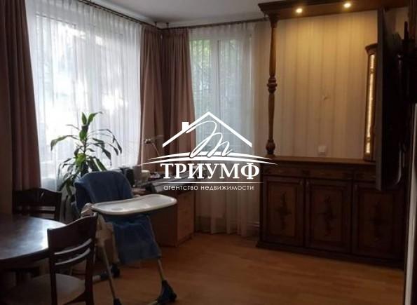 3-комнатная квартира с евроремонтом и автономным отоплением в Центре