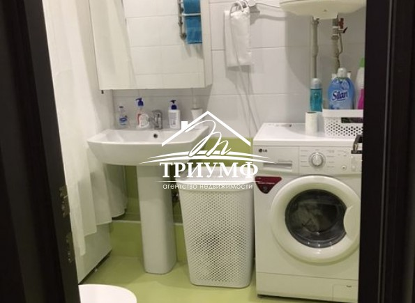 Квартира с евроремонтом на ХБК