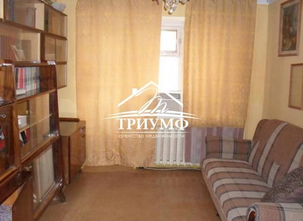 3-комнатная квартира на среднем этаже по улице Железнодорожная!