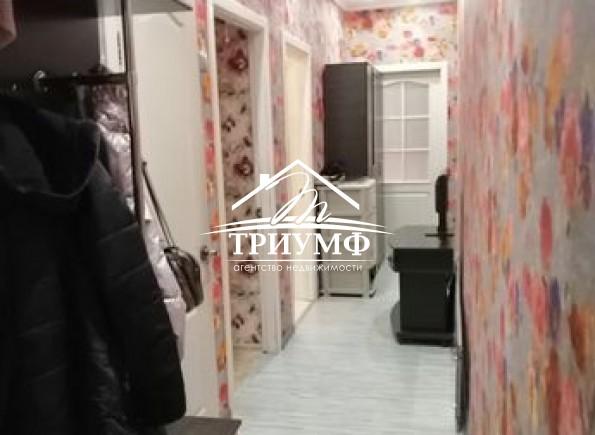2-комнатная квартира на ХБК после капитального ремонта
