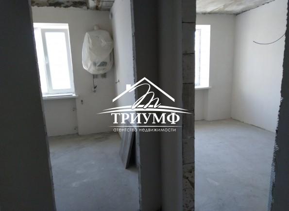 1-комнатная квартира с автономным отоплением