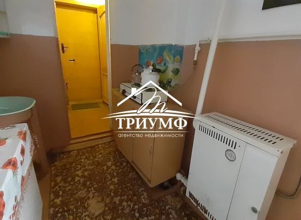 2-комнатная квартира с автономным отоплением в Центре!
