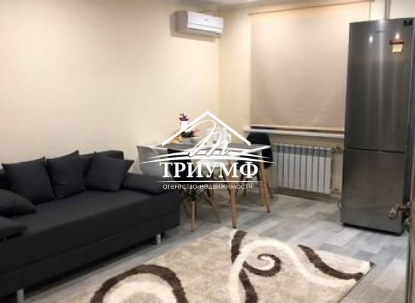 3-комнатная с ремонтом   на Мира, ХБК