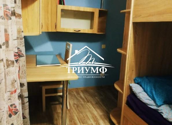 3-комнатная квартира после капитального ремонта по улице Розы Люксембург!