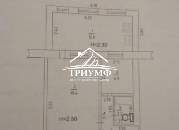 Приобретите 2-комнатную квартиру по улице Кулика!