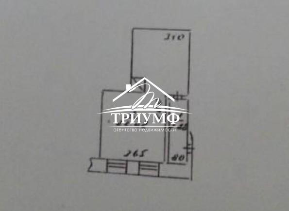1-комнатная квартира в Центре города!