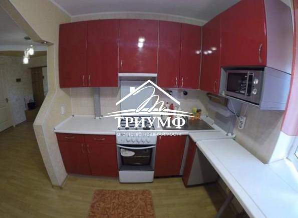2-комнатная квартира с автономкой в новом доме на ХБК!