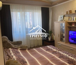 Уютная 2-х комнатная квартира с мебелью и техникой.