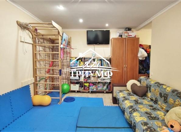 2-комнатная квартира с ремонтом