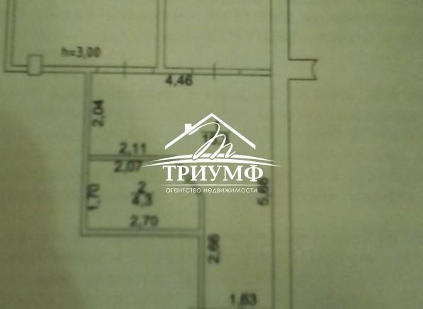 1-комнатная квартира в новострое в районе Таврического