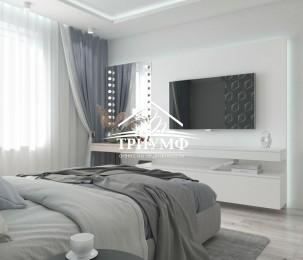 Инвестируйте в комфорт. 2-х комнатная в новострое на 200лет.