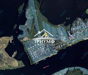 Участок в новом районе Острова. Нефтегавань