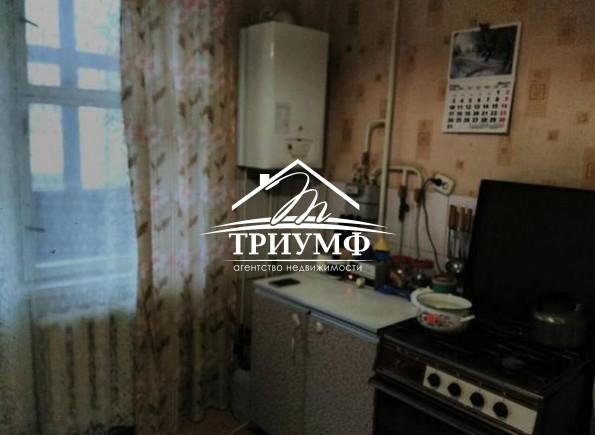 3-комнатная большая квартира с автономным отоплением в кирпичном доме!