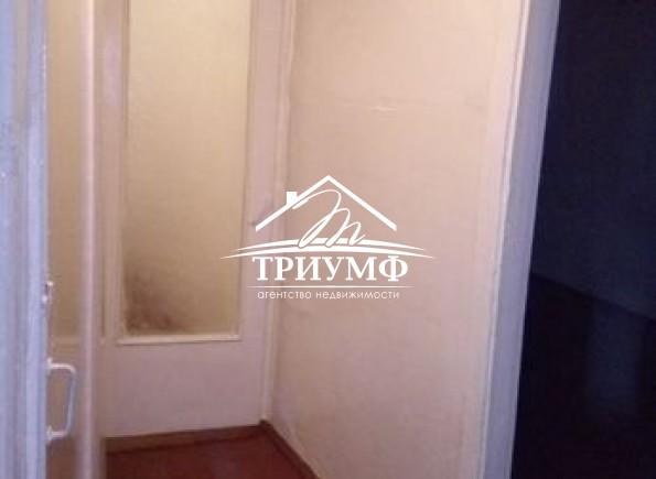 1-комнатная квартира под капитальный ремонт