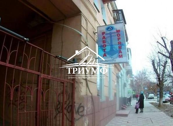 1-комнатная квартира под ремонт по улице Коммунаров!