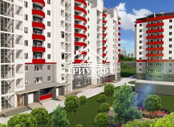 Квартира в новом доме с автономным отоплением по улице Филатова!