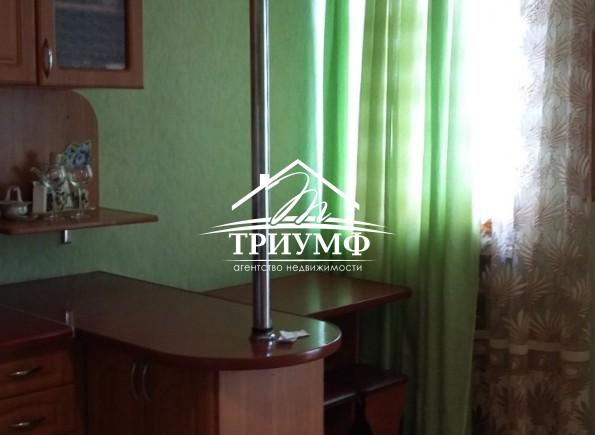 1-комнатная квартира в центре по улице Морской
