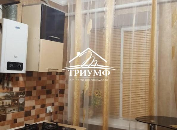 1-комнатная квартира с чудесным видом из окна в Центре!