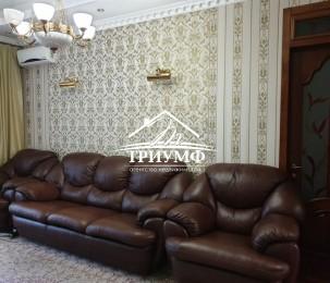 Продается просторная квартира на ХБК с ремонтом и мебелью