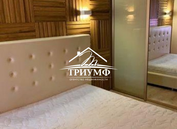 3-комнатная квартира с дизайнерским ремонтом и автономным отоплением в районе ХБК!