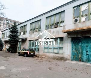 В продаже промышленная территория на ХБК.