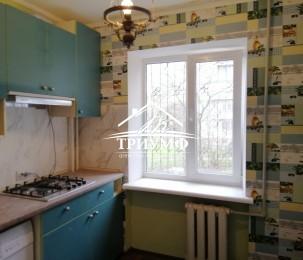 Хорошенькая 2-х комнатная квартира в аренду на длительный срок в районе парка Славы!