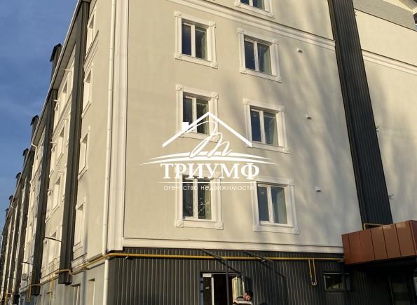1-комнатная квартира с автономным отоплением!
