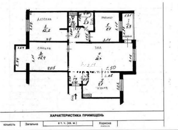 Отличная квартира по индивидуальному проекту с автономным отоплением по улице Тарле