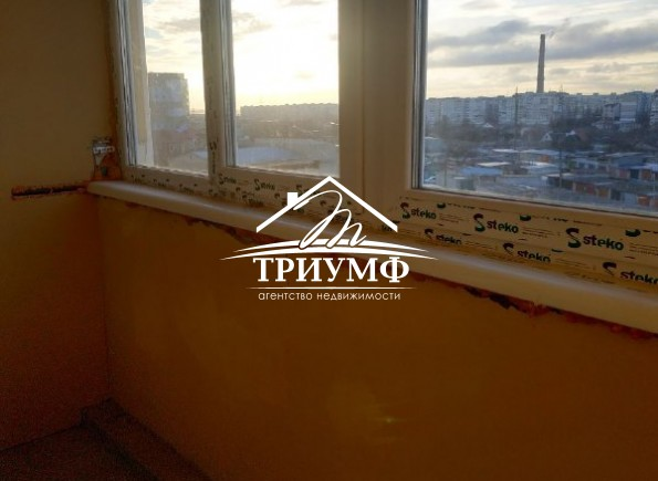 1-комнатная квартира в новострое по улице Комкова!