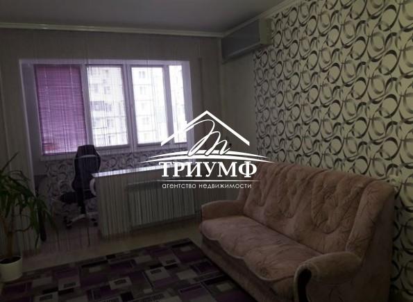 2-комнатная квартира с евроремонтом на Безродного