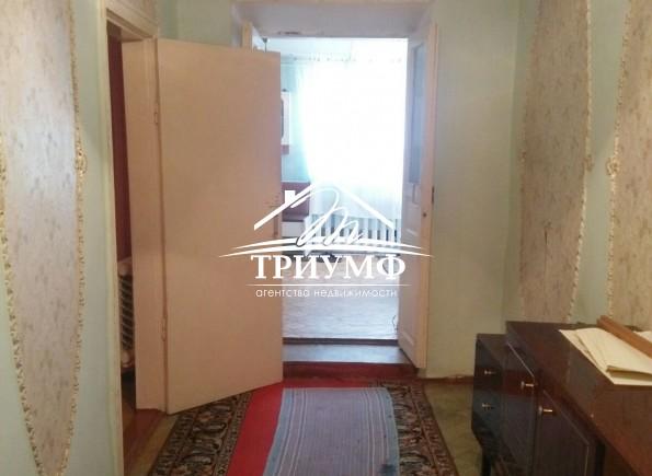 3-комнатная квартира в центре по улице Рабочей