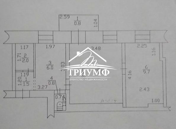 Приобретите 2-комнатную квартиру с автономкой в Центре города!